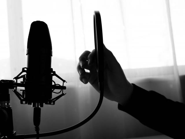 レコーディング用マイク