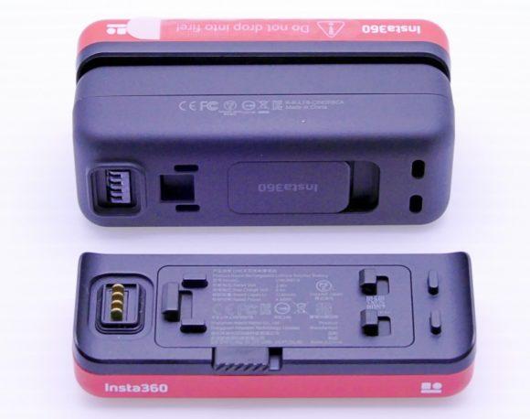 高速充電ハブとバッテリーベース2個